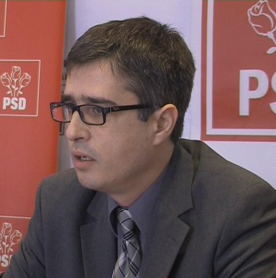 Presedintele executiv al PSD, Andrei Dolineaschi