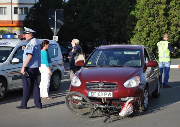 accident Calea Nationala