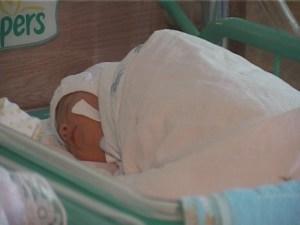 bebelus maternitatea Botosani