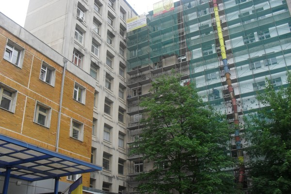 modernizare Spitalul Judetean