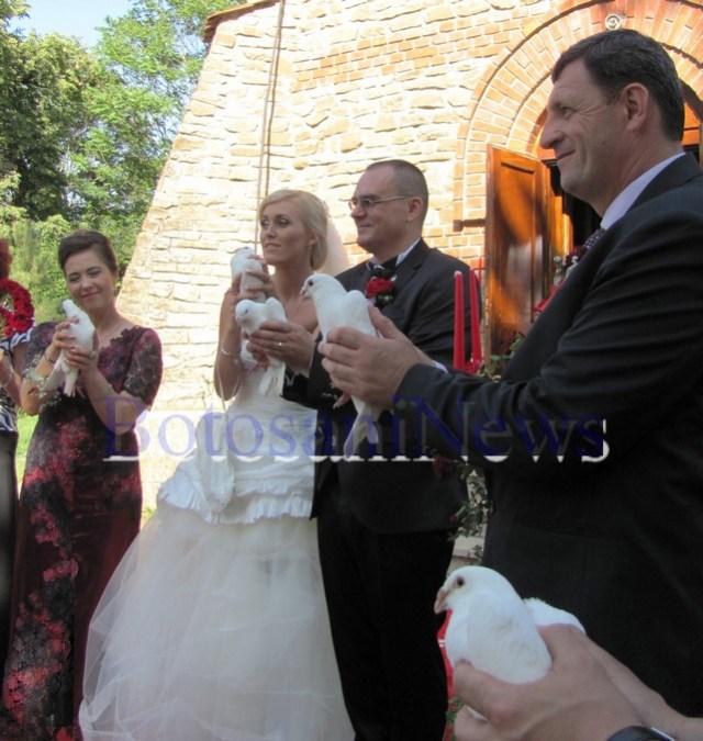 nunta gireada la marius honceriu