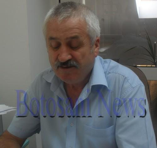 Gheorghe Damian, director interimar Spitalul Judetean