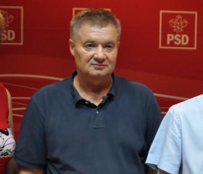 gheorghe marcu la PSD