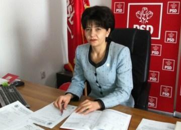 Senator Doina Elena Federovici