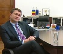 Mihai Turcanu in birou
