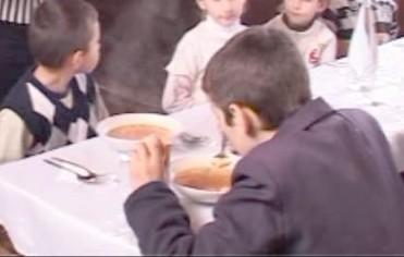 masa calda copii
