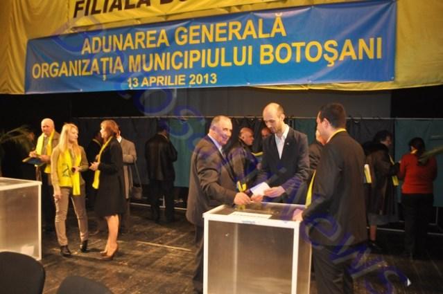 alegeri PNL Botosani