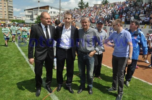 FC Botosani a promovat in liga 1