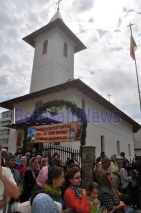 Sfintire Biserica Buna Vestire Botosani