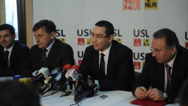 lideri USL, Ponta, antonescu, constantin, nichita
