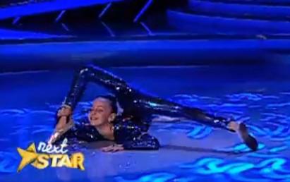 Andreea Tucaliuc la Next Star