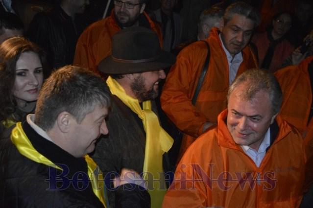 Florin Turcanu & Catalin Flutur in campania la alegerile europarlamentare din Botosani