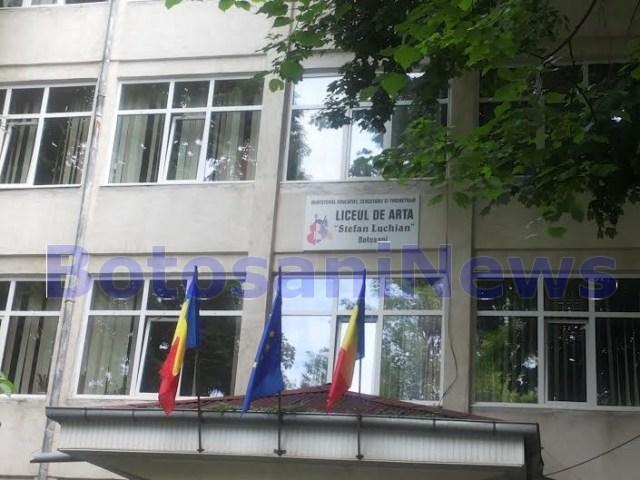 Liceul de Arta Stefan Luchian Botosani