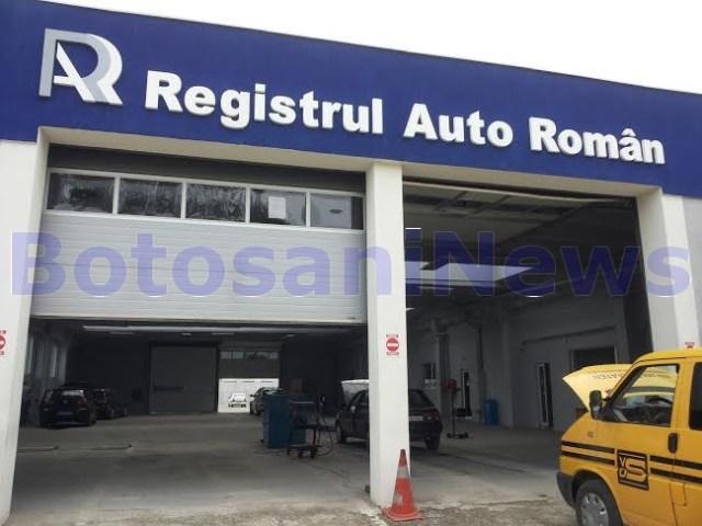 Registrul Auto Roman - Botosani