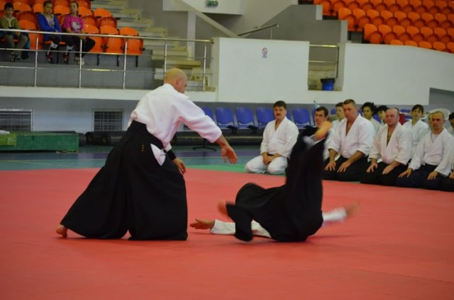 demonstratie de aikido la Botosani2
