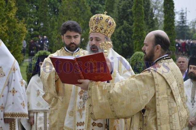 sfintire biserica teofan la botosani