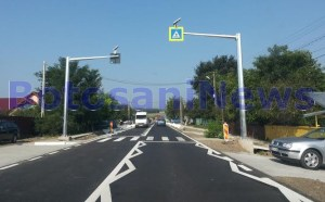 sistem monitorizare rovigneta pe E 58 Botosani- Suceava