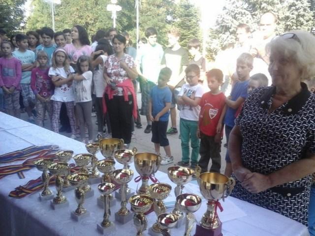 concurs de sah la agafton- Botosani