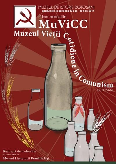 Muzeul Vietii in Comunism Botosani