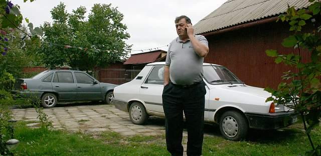 preot Dumitru Horga- Candesti