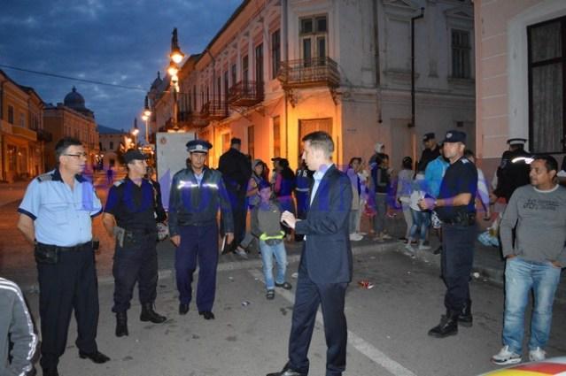 ovidiu portariuc, politsti locali centrul vechi tigani