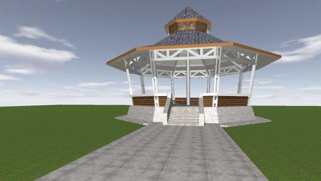 proiect foisor parcul mihai eminescu botosani