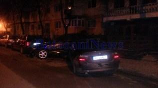 accident pe strada Imparat Traian din municipiul Botosani