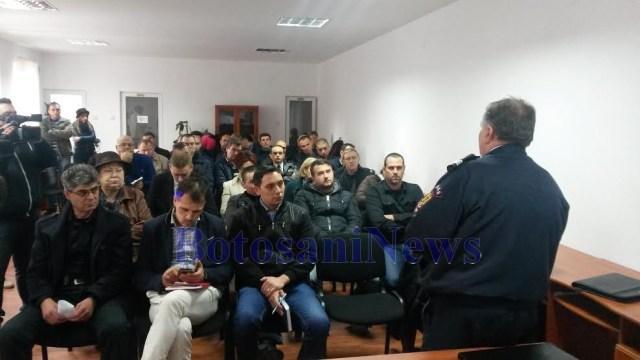 intalnire ISU Botosani- oameni de afaceri- Camera de Comert