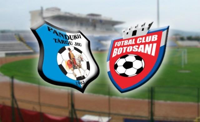 Pandurii- FC Botosani