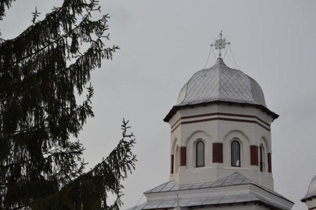 turla biserica, stiri, botosani, cruce