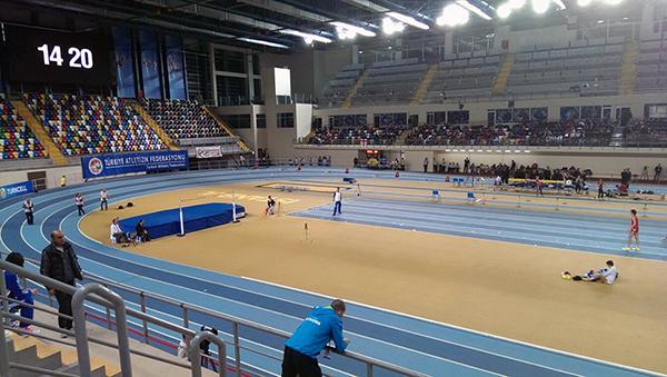 sala de sport pentru atletism