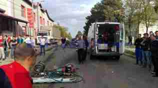 accident la Darabani - Botosani