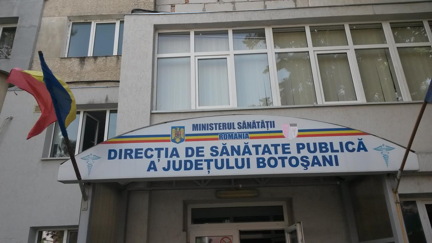Directia de sanatate publica romania