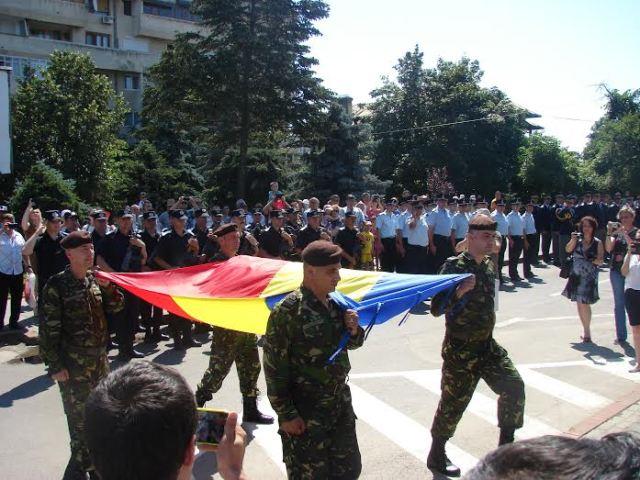 ziua drapelului la Botosani