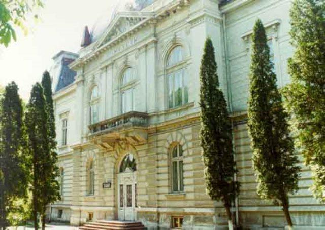 Muzeul de Stiințele Naturii Dorohoi