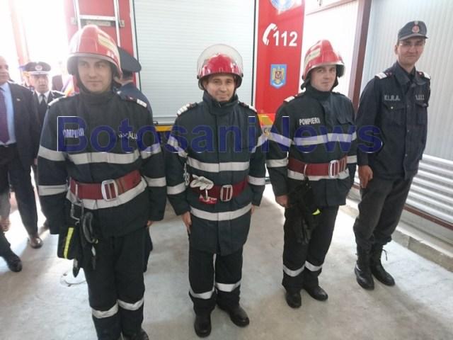 pompieri flamanzi raed arafat , stiri, botosani