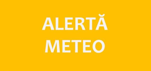 alerta meteo, cod portocaliu, cod galben, stiri, botosani