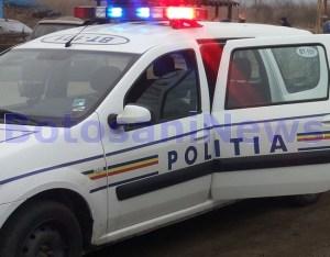 Politia Rutiera, stiri, accident, botosani