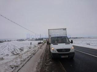 camioneta accident