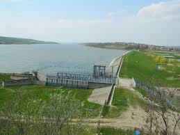 lacul de acumulare Catamarasti- Botosani