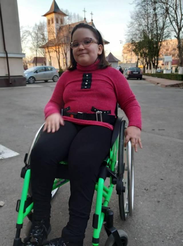 apel umanitar pentru Elena- Botosani