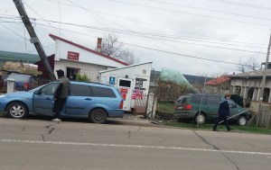accident la podriga - draguseni - Botosani