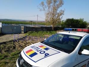 politia la padocurile din Botosani