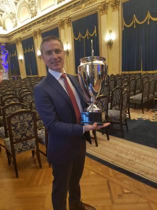 Costel Lupascu la 33 de ani de la castigarea Cupei Campionilor de catre Steaua (1)