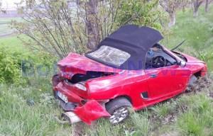 accident Avrameni -Botosani