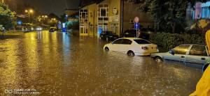 inundatii intersectie botosani