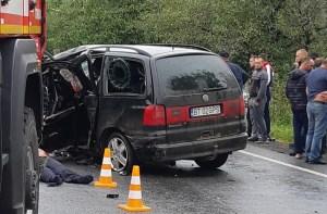 accident cu un sofer din Botosani mort la Cernauti 2