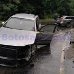 accident in padurea de la Baisa- Botosani (