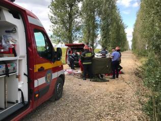 accident unteni- botosani (2)