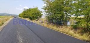 asfaltare drum judetean Botosani - Flamanzi- Prajeni- Iasi